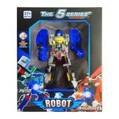 """Новинка!Детский робот-трансформер BW339 """"Тобот"""" пластиковый.Лот 1 робот."""