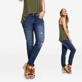 Женские джинсы esmara, размер xs, s 100 % хлопок