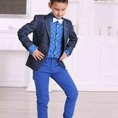 Шкільні штани джинси Denim co.Вказано 10-11 років.