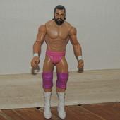 Коллекционная фигурка борца супер шарнирная Mattel 17 см