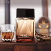 Парфюмерная вода Avon Segno for Men (75 мл)