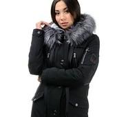 женская Куртка парка холодная осень ( евро зима)я новая (венгрия)