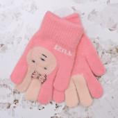 """Детские перчатки """"Bow"""" 3 цвета"""