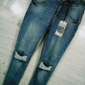 Шикарные, стильные джинсы. Последние!