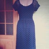 Ажурное платье Zara