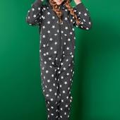 ☘ Затишний теплий комбінезон для відпочинку і сну від Tchibo (Німеччина) розмір: 170/176