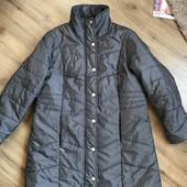 Тёплая курточка демисезон 14-16 размер
