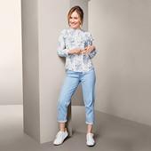 ☘ Яскісна, шикарна, універсальна блуза від Tchibo (Німеччина), р.: 50-52 (44 евро)