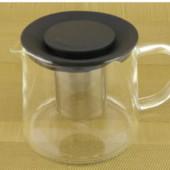 Заварник для чая 1000 мл. | Заварник | Стеклянный заварник для кофе и чая | Заварник скляний