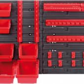 Органайзер для инструмента | Панель перфорована з лотками