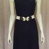 платье с жемчужным воротничком