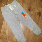 Джогеры штаны на баечке от Primark 2-3года, 98рост