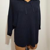 Собираем лоты!!!! Женский свитерок с капюшоном , размер S
