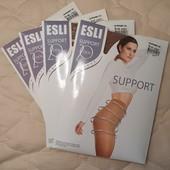 ♡ Esli моделирующие колготки Support 20 ден marrone, размер на выбор 3,4,5