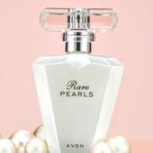 Рідкісний аромат Rare Pearls 50мл Avon п/вода раритет ейвон Польща