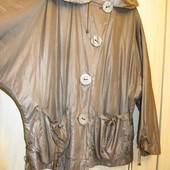 Куртка летучая мышь это тренд этого года.внутри микро велюр.