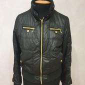 Теплая демисезонная куртка известной ТМ Motivi в отличном состоянии, размер 42-50, смотрите замеры