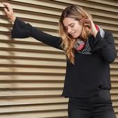 Классическая блуза Tchibo (германия), размер евро 42 (наш 48)