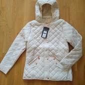 Стёганная куртка деми для девочки Cool club, размер 152