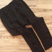Нюанс! Шикарные трикотажные штаны девочке 13/14+ лет. 164 рост. Сотни лотов