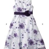 Нарядное платье на девочку 110 5 лет, будет дольше. Состояние нового