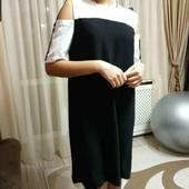 Платье стильное ПОГ 52см