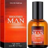 Shooter's man от farmasi 50 мл аналог аромата 1 Million от Paco Rabanne