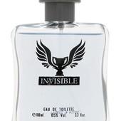 туалетная вода Invisible 100 мл аналог Paco Rabanne Invictus.