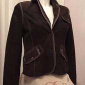 linea Selecta leather wear Кожаный пиджак 42/M
