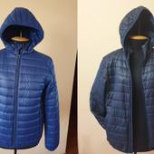 Отличные мужские легкие стеганые куртки тм Remain,в отлич.сост.,р. 48-52+-есть замеры.Одна на выбор