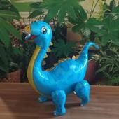Надувной динозаврик