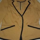 Теплый пиджак, блейзер р.20