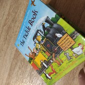 Книга с окошками