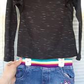 Лот джинсовая юбочка+кофточка H&M в подарок