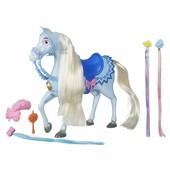 Кінь Попелюшки від хасбро Cinderellas horse Major. Конь лошадка лошадь + аксесуары