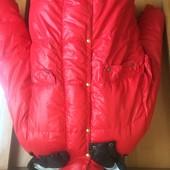Куртка, зима, 70%пух+30%перо, р. XXL. Himasport. состояние отличное