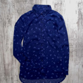 Рубашка туника для девочек young style размер 140 на 9-10 лет.