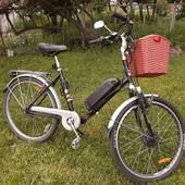 Електровелосипед Btwin