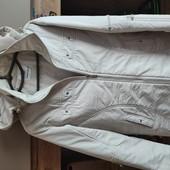 Бежева курточка на осінь, 50 розмір, хл