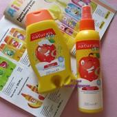 Косметический набор Avon: шампунь + спрей для облегчения расчесывания волос Эйвон