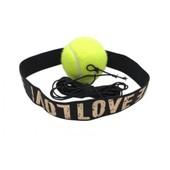 тренажер мяч тренировочный для бокса Fight Ball Love