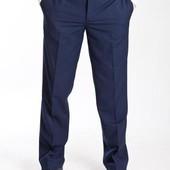 Классические темно-синие брюки в отличном качестве от Icona