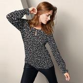 ☘ Красива ніжна блуза від Tchibo (Німеччина), р .: 54-56 (48/50 євро)