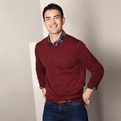 Комфортный свитер/пуловер от Tchibo (Германия), размер евро М
