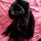 Тёплый шарф.