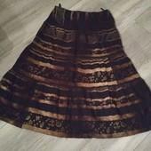 Очень красивая юбка шитье,вся расшитая
