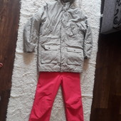 Лыжный костюм S