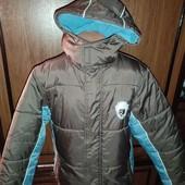 """Утепленна курточка """"Cherokee"""" 140 розм."""