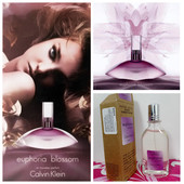 67мл.Восхитительные переливы Calvin Klein Euphoria Blossom подчеркнут женственность.