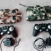 Танки на радиоуправлении Игровой набор танковый бой на радиоуправлении Танковый бой игрушка